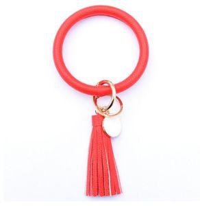 Brocelets de porte-clés Bracelet Bracelet Bracelet Bracelet Cercle Circle Bague Bague Clé Chaîne Anneau pour Femmes 90 Styles CCF7407