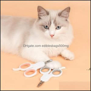 Cat Home & Gardenstainless Steel Pet Nail Clipper Dogs Cats Grooming Nais Scissors Trimmer Pets Supplies Health Clean Usef Tools Fwa7247 Dro