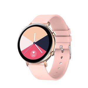 EKG Akıllı İzle Bluetooth Çağrı 2021 Erkekler Kadınlar Su Geçirmez Smartwatch Kalp Hızı Monitörü Android Samsung Apple için