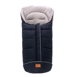 Born Envelope For Winter Baby Stroller Sleeping Bags Infant Footmuff Bunting Children Kids Cocoon