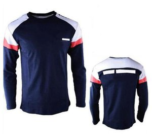 Motorcycle racing suit downhill jersey, polyester quick-drying long sleeve T-shirt, the same style can be customizable