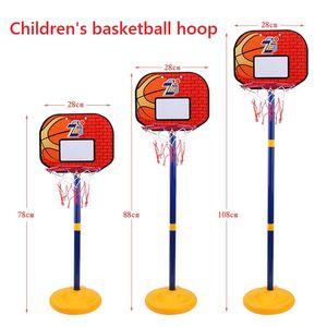 Childrens basketball board Primary can lift basketball hoop Kindergarten indoor basketball sports sports equipment