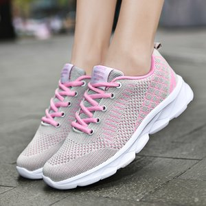 Summer men flying woven mesh white shoes outdoor sports comfortable shoes trend men's casual shoes 2571