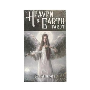 Heaven Earth Cards Guidance Divination Fate Oracles English Tarot Deck Board Games for adult Gift Party Playing Card Game