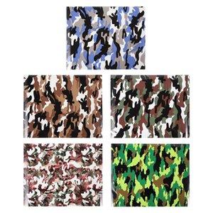 Window Stickers 5PCS Iron-on Heat Transfer Craft Film DIY T-Shirt Garment Decoration