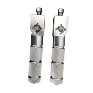 Pedals 2 Colors CNC Modified Universal Motorcycle 8mm Bike Aluminum Round Folded Footrest Footpeg Pretty Good