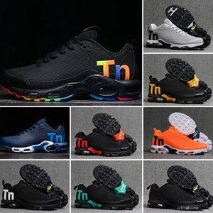 2021 Dernières hommes Mercurial TNS Chaussures Mode Rainbow Colorful Hommes Sneakers Chaussures Hombre Tn Man Sport Taille 40-46