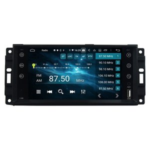 CarPlay & Android Auto PX6 Android 10 Car DVD Player for Jeep Patriot Liberty Wrangler Compass Commander Grand Cherokee  Dodge Caliber Journey Dakota