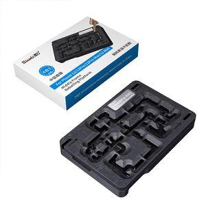 Qianli Middle Frame Reballing Platform For Phone 12 12pro 12mini 12promax Desoldering Holder Motherboard Repair Fixture Professional Hand To