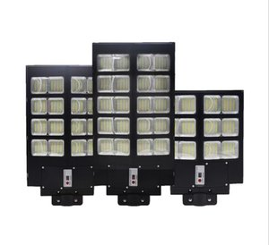 600W 800W 1000W LED Solar Lamp Wall Street Light Super Bright Motion Sensor Outdoor Garden Security with pole