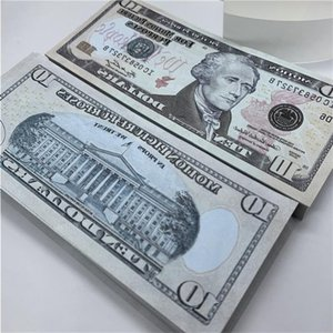 U.S.currency Props Copy T23 Bar Performance Dollar Forged Fake Banknotes Money Children Bank Toy Shooting 10 Ddhwo Dsrxp