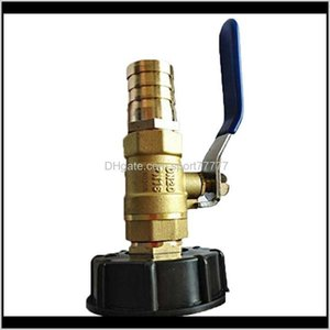 Cartridges Filters Faucets, Showers As Home & Garden Drop Delivery 2021 For Ibc Aessories Adapter Er Pvc Plastic Tap Container Vpezq