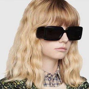 Продажа 2021 Овальные Солнцезащитные очки Женщины 0811 Бренд Дизайнер Солнцезащитные очки Известный Бренд Черные Модные Мужчины Мода Стимпанк Бренд Солнцезащитные Очки для Женщины