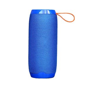 TG106 Wireless Bluetooth Speaker Portable Plug-in Card Outdoor Sports Audio Double Horn Waterproof Speakers 7 Colors item high