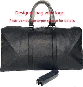 2021 luxury fashion men women high-quality travel duffle bags brand designer luggage handbags With lock large capacity sport bag