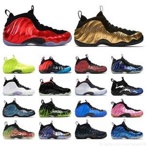 كرة السلة الرجال المدربين \ Rair \ Rfoamposite \ Rone Pro أحذية أسود أورورا بكين بيضاء تخريب ما الوردي بارانورمان بيني هاداواي