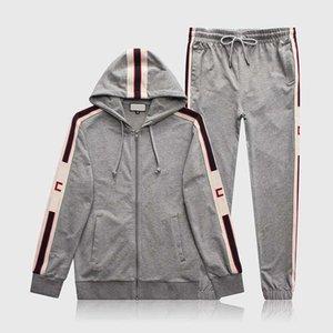 2021 Consegna gratuita da uomo Sportswear R e felpe Autunno inverno jogger tuta sportiva