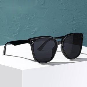 Designer de luxe femmes lunettes de soleil multi-couleurs pour options UV400 100% protection contre la radioprotection mode lunettes d'été avec boîte TR6305