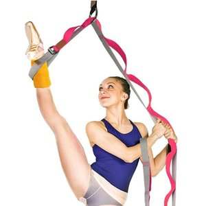Sports Ballet Belt Selling Multi-function Safety Durable Yoga Door Split Flexibility Rope Exercise Leg Stretcher Strap Resistance Bands