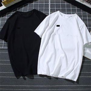 Estate 2021 Manica corta di lusso Top Brand Stampa Designer T Shirt Lettera Abbigliamento Collaborato Cotton Hip Hop Vestiti