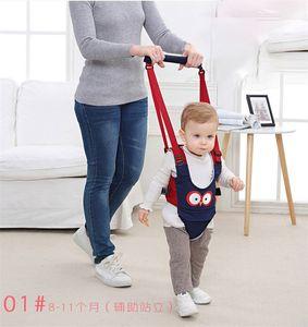 Baby Walker Idddler ремень, прогуливаясь с жилетом, учиться, чтобы прогуляться крылья рюкзак, защитный повод на рюкзак для детей Андадор Para 2104 Q2