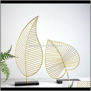 Novelty Items Home Decor Bedroom Desk Accessories Living Room Illustration Golden Figure Furniture Salon Art 2Gkin Tsagw