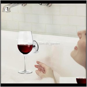 Ice Buckets And Coolers Storage Rack Display Stand Bath Suction Wire Caddy For Beer & Wine Sucker Cup Holder Shower Wvmdy Ebztr