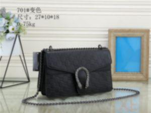 2021 дизайнерские женские сумки Crossbody Messenger цепь плеча сумка хорошее качество кошельков дамы