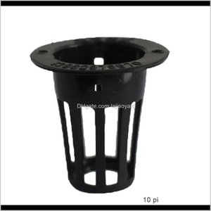 Small Animal Supplies 10Pcs Set Hydroponic Mesh Pot Flower Container Aeroponic Plant Grow Cup Soilless Cultivation Basket H Wmthzy D6F Xdlyo
