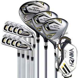 Set completo di club golf golf bezeal 525 driver.wood.irons.puter grafite shaft plus bag