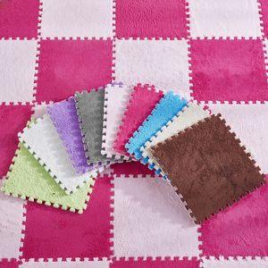 Stitching floor mat carpet puzzle EVA bedroom living room floor mats spread crawling mats comfortable foam tatami mat