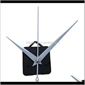 Other Clocks Décor Home Garden Drop Delivery 2021 Diy Movement Quartz Mechanism Parts Watch Accessories Silent Clock Shaft Eea471 120Pcs Xi6K