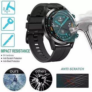 for Samsung fitbit versa lite accessories tempered glass smart watch 45mm 41mm active 42mm 46mm gear sport s3 s4