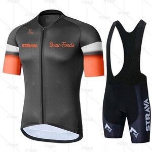 Racing Messages 2021 команда Strava Велосипедные майки Велосипедные одежда Одежда быстро сухого нагрудника Гель одежда ROPA Ciclismo Униформа Maillot Sport