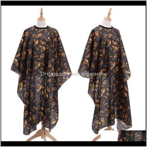 Colors 1Pcs Hairdresser Cape Hairdressing Cloth Apron Antistatic Hair Cutting Gown Barber Haircut Capes 2Vzuo Ilacg