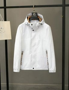 Designer men's jacket luxury letter style coat high quality windproof casual spring and autumn clothing