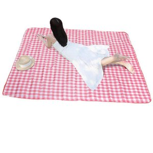 Outdoor Pads Oxford Cloth Moisture-proof Mat Picnic Portable Waterproof Camping Beach Outing Lawn Family
