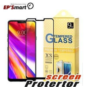 Protectores de pantalla de vidrio para J2 Core Aristo 3 2 XPower K30 PLUS STYLO 4 Google Pixel XL Funda completa FLIM 2.5D TEMPAMED LG V20 V30 G5 K20