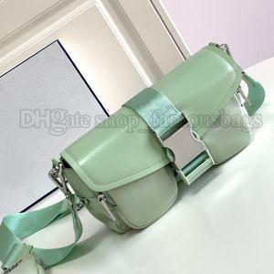Luxurys Designers Womens Handbags Purses 2021 Re Edition Nylon Bag coin purse top 7A quality Cross Body Designer Crossbody Men shoulder bags