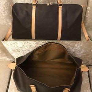 fashion mens duffle bag women travel tote bags hand Zipper luggage keepall up men pu leather handbags large cross body totes 45 50 55f6fe#