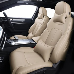 Red Car Seat Covers For Kia Ceed Sorento Sportage Picanto Soul Seltos Optima Rio 3 Stinger Carens Morning Shuma One Accessories