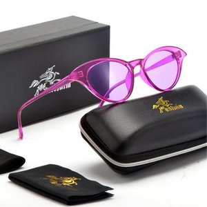 Small Women Cat Sunglasses Size Brand Designer Fashion Retro Ladies Sun Glasses Female Black Purple Red UV400 NX