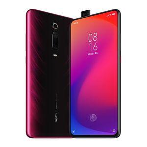 Original Xiaomi Redmi K20 4G LTE Cell Phone 8GB RAM 256GB ROM Snapdragon 730 48.0MP NFC Android 6.39 inch AMOLED Full Screen Fingerprint ID 4000mAh Smart Mobile Phone