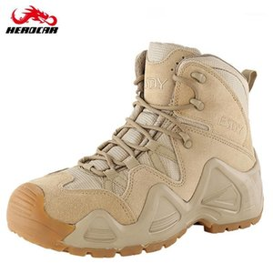 Motorcycle Boots Motobiker Riding Non-slip Special Force Tactical Desert Combat Army Work1