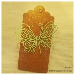 Painting Supplies Butterfly Lace Metal Cutting Dies For DIY Scrapbooking Cardmaking Decorative Embossing Making Greeting Card Paper Cr