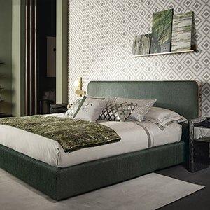 Simple Modern Luxury Beautiful Living room Bedroom Furniture Durable Practicable Solid wood Black Nightstands or Home Hotel