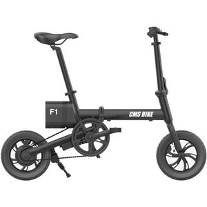 Electric Bicycle CMS-F1 Aluminium Folding E-bike Foldable Bike Disc Brake CE Approved Brushless Ebike