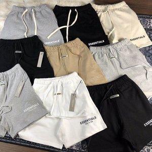 2021 Мужские Короткие брюки Повседневные Буйные Пиловые брюки Свободные петли и Шорты HIP-HOP Летние Шорты Высокое качество