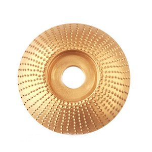 Hand & Power Tool Accessories 84mm Carbide Wood Sanding Carving Shaping Disc Grinding Wheel For Angle Grinder Burr Wheels