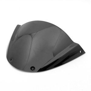 Черный для Ducati M1000 Monster 696 659 795 796 Windshield Windscreen двойной пузырь Blue Rider